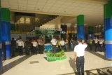Pergerakan Pesawat-Penumpang di Bandara Samrat Selama Lebaran Turun