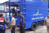 Keberadaan unit Mobil Dapur Umum Lapangan bantuan Kemensos yang baru dua bulan tiba di Samarinda, cukup bermanfaat untuk menyediakan kebutuhan makan warga terdampak banjir Samarinda.