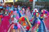 Ada tradisi perayaan Hari Raya di Pekuburan