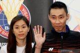 Ucapan salam perpisahan atlet bulu tangkis internasional untuk Lee Chong Wei