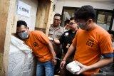 Polda Metro Jaya tangkap kurir sabu 5 kg  Malaysia-Jatim ditangkap di Madura
