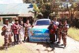 FKPPI Kendari bantu logistik korban banjir di Konawe Utara