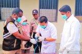 Stasiun Karantina Pertanian Biak musnahkan ayam ilegal