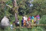 Lubuk Penyengat salah satu lokasi wisata libur lebaran di Jambi