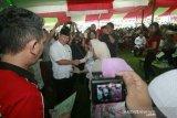 Wagub Sulut bagikan 927 sertifikat tanah di Kabupaten Bolsel