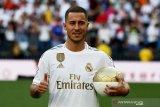 Eden Hazard bakal berperan sentral di Real Madrid