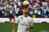 Hazard dibayar mahal dan dituntut berprestasi untuk Madrid
