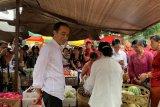 Jokowi bilang rekonsiliasi politik dengan Prabowo dapat di Keraton Yogyakarta