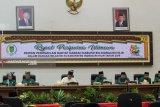 Rapat Paripurna istimewa Milad Ke-54, Bupati paparkan capaian Pemkab Inhil dan resolusi daerah