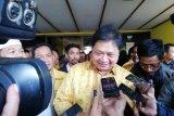 Pengamat menilai Golkar salah satu partai solid dukung Jokowi