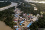 Banjir, peternak rugi miliaran rupiah