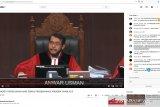 Pembatasan medsos tak surutkan netizen komentari sidang perselisihan Pilpres