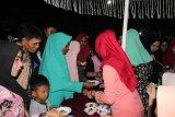 Ribuan makanan disediakan saat pesta rakyat milad ke-54 Inhil