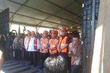 Wamen ESDM resmikan peletakan batu pertama Pembangunan Smelter PT. Ceria