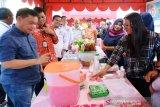 Bazar UMKM ramaikan objek wisata ikon Jelawat