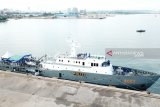 KP Yudistira-8003 perkuat pengamanan di perairan Kepri