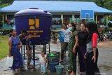 Banjir di Konawe Utara, 8.489 orang masih bertahan di pengungsian