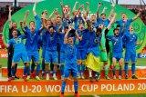 Korsel gagal,  Ukraina juara Piala Dunia U20