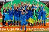 Tundukkan Korsel, 3-1, Ukraina juarai Piala Dunia U20