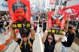 Warga Hong Kong takut akan cengkeraman China