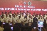 Presiden Jokowi singgung nama Adian Napitupulu saat bicara soal menteri