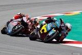 Moto2 -- Alex Marquez juarai GP Jerman