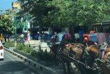 Akses parkir menjadi fokus uji coba perdana semi pedestrian Malioboro