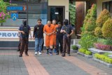 Dua tersangka WN Rusia diserahkan ke Kejaksaan Negeri Denpasar