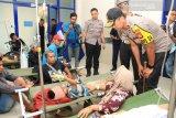 Penyebab kecelakan tol Cipali karena sopir diserang