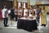 Ini nama-nama perwira Polres Kotim yang dapat promosi
