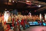 150 penari kolosal meriahkan Festival Budaya Isen Mulang