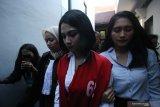 Dituntut 6 bulan penjara,  Vanessa Angel ajukan pembelaan