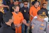 Rampok 'money changer' di Bali, WNA Rusia-Ukraina divonis 7 tahun penjara
