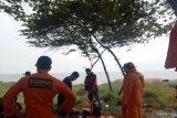 Dua remaja laki-laki terseret ombak di Ancol, satu orang wafat