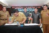 Gubernur dan DPRD Setujui Raperda Pertanggungjawaban APBD 2018