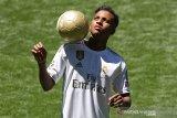 Liga Champions - Trigol Rodrygo antar Real gilas Galatasary  6-0 dan selangkah menuju 16 besar