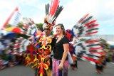 127 ribu wisatawan kunjungi Kalteng selama FBIM