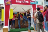 Layanan streaming Smartfren paling banyak diminati