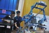 Pekan raya teknik mesin tampilkan aneka karya mahasiswa