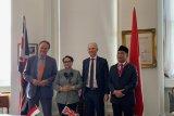 Indonesia-Inggris  komitmen kemitraan strategis