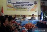 BKKBN Sultra fasilitasi penyusunan GDPK Kabupaten Bombana