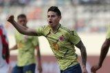 James Rodriguez ke Napoli sebagai pemain pinjaman