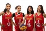 Jelang SEA Games, tim basket 3x3 putri jalani laga uji coba di Jepang