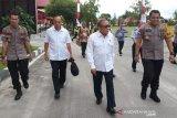Watimpres sambangi Polda Kalteng tindaklanjuti pemindahan Ibu Kota