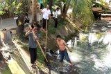 Pemkot Makassar kerahkan satgas drainase bersihkan kanal