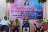 Pemimpin tarekat MSC sedunia kunjungi umat katolik Keuskupan Manado