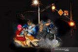 Polisi tangkap jambret di depan Bank Lampung