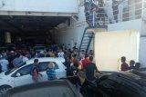 Avanza tercebur ke Laut Sunda dari kapal feri