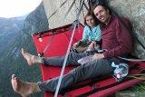 Bocah perempuan taklukkan tebing granit El Capitan
