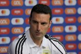 Scaloni akui Argentina terpukul gol Paraguay